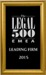 Legal500 EMEA Israel P&B Ranking
